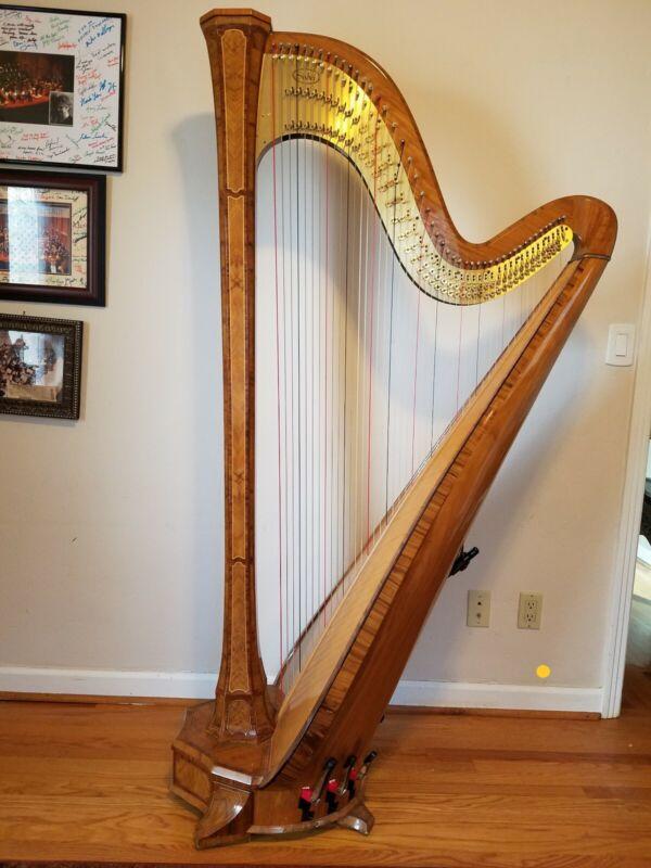 Salvi Ariana Concert Grand Harp