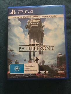 PS4 Star Wars Battlefront Doonside Blacktown Area Preview