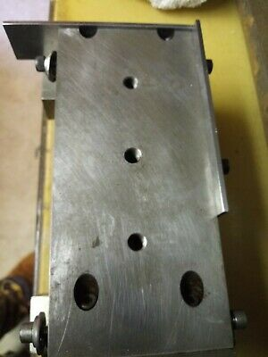 6 X 2 34 Wide X 2 34 High Compound Sine Plate For Machinist