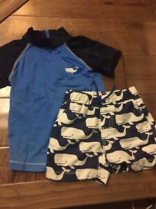18-24 Toddler Swim Outfit