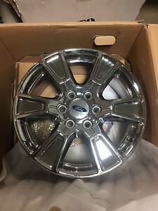 2015-2017 Ford F-150 18 inch chrome Alloy