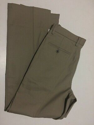 Dockers The Best Pressed Straight Pants For Men's 33x30 Beige (Best Quick Dry Pants)