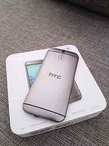 HTC One M8 32gb Gunmetal Grey - Unlocked Garden Suburb Lake Macquarie Area Preview