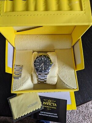 Lightly used Invicta 31290 1953 Pro Diver Automatic Men's Dive Watch