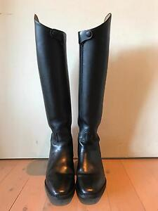 Ladies Cavallo dressage top boots Laguna Cessnock Area Preview