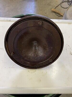 Hercules Economy Antique Hit And Miss Gas Engine Muffler 2 Pipe Thread