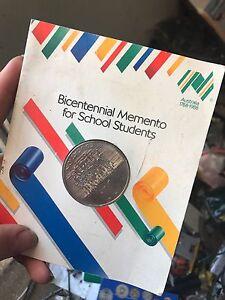 Special 1988 coin Wanniassa Tuggeranong Preview