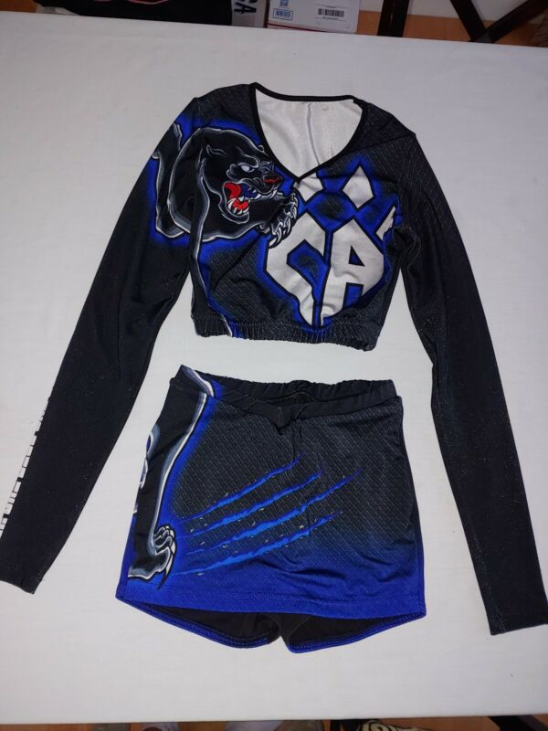 Cheer Athletics Panthers Uniform