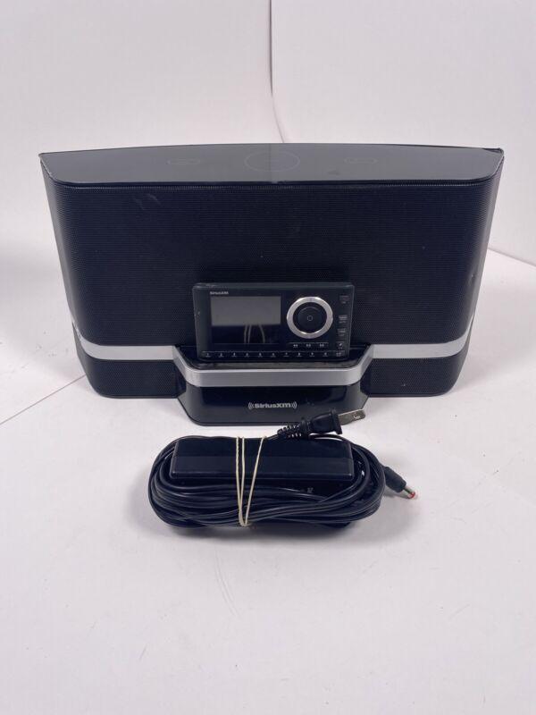 SXABB2 Sirius XM Portable Speaker Dock w/ Onyx Plus SXPL1!
