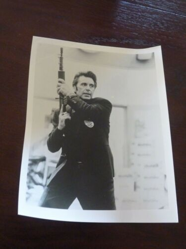 Al Pacino Actor 8x10 B&W Promo Photo