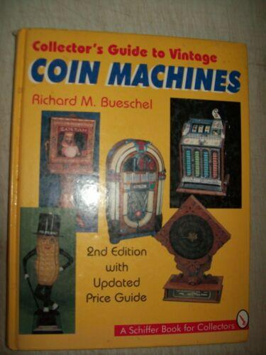 Vending PRICE GUIDE Slot Machine Pinball Jukebox Trade Stimulator Scales Gumball