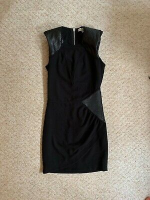 IRO Black Dress. Size 34. Very Good Condition