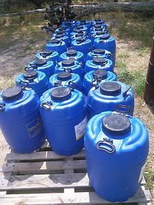 60L Drums Plastic Forrestdale Armadale Area Preview