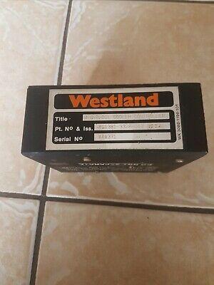 Westland Lynx MGB Oil Cooler Controller
