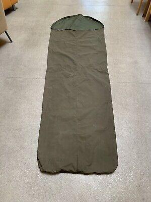 British Army OLIVE GREEN Bivi Bag - Camping/Goretex. Good Condition.