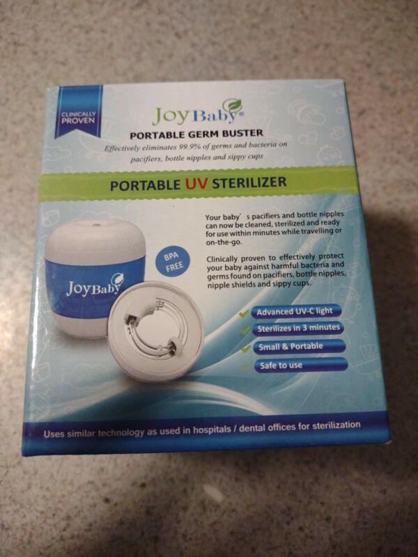 Joybaby Joy Baby portable UV sterilizer Pacifier Bottle Nipples