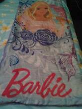 purple/pink barbie sleeping bag Rutherford Maitland Area Preview