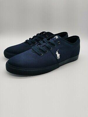 Polo Ralph Lauren Herren Schuhe  Halford-NE-SK-VLC  Gr 43 UK 9 US 10 UVP 70€