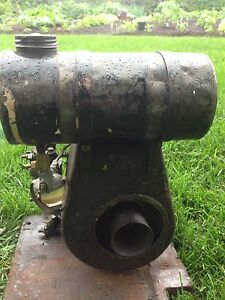 Ancien moteur briggs and stratton