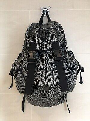 Hurley Ladies Herringbone Backpack