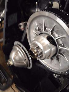 Skidoo 1200 PB80/Headder setup