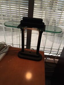 Good quality heavy duty lamp with dimmer switch