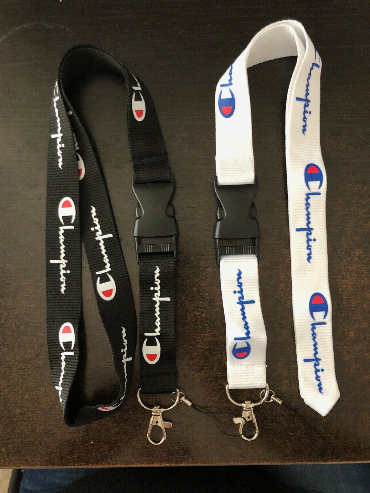 champion lanyards choose color fast free shipping