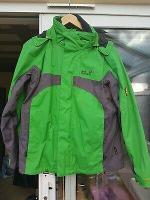 Men's Jack Wolfskin Jacket size medium in good condition