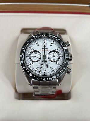 OMEGA Speedmaster Racing Co-Axial Master Chronometer White 329.30.44.51.04.001