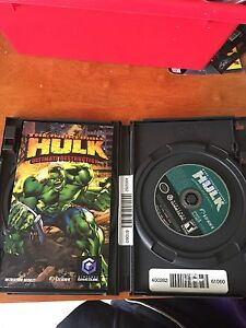 The Incredible Hulk Ultimate Destruction tested