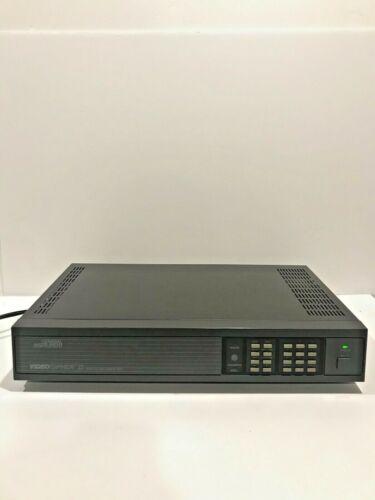 General Instrument Videocipher II 2100E Satellite Descrambler  Receiver Console