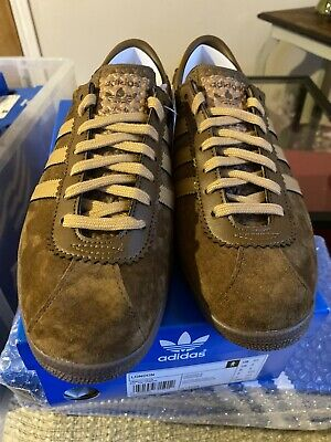 Adidas London Amsterdam BNIB UK9 Rare Deadstock