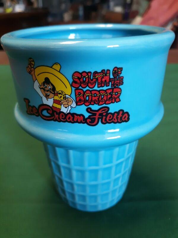 Vintage South of The Border Pedro Ceramic Icecream Cone