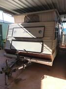 1989 Jayco Pop-Top Caravan with annexe Whyalla Whyalla Area Preview