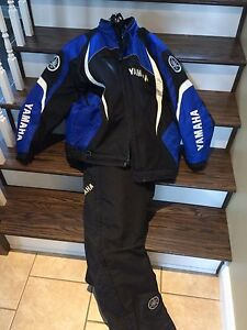 Yamaha floater suit