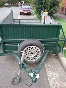 7x4 box trailer Beverly Hills Hurstville Area Preview