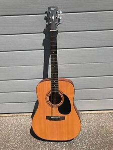 Cort acoustic guitar Pascoe Vale South Moreland Area Preview