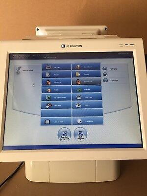 Used Point Of Sale System Up Solution Up7000 Touch Screen