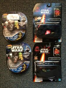 Star Wars Mighty Beanz and Battle Bags