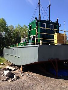 42 Tonne capacity barge for sale