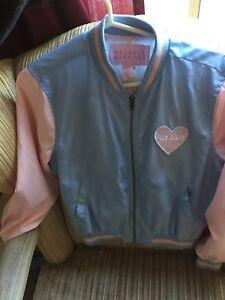 Melanie Martinez Cry Baby Bomber Jacket, Size Small