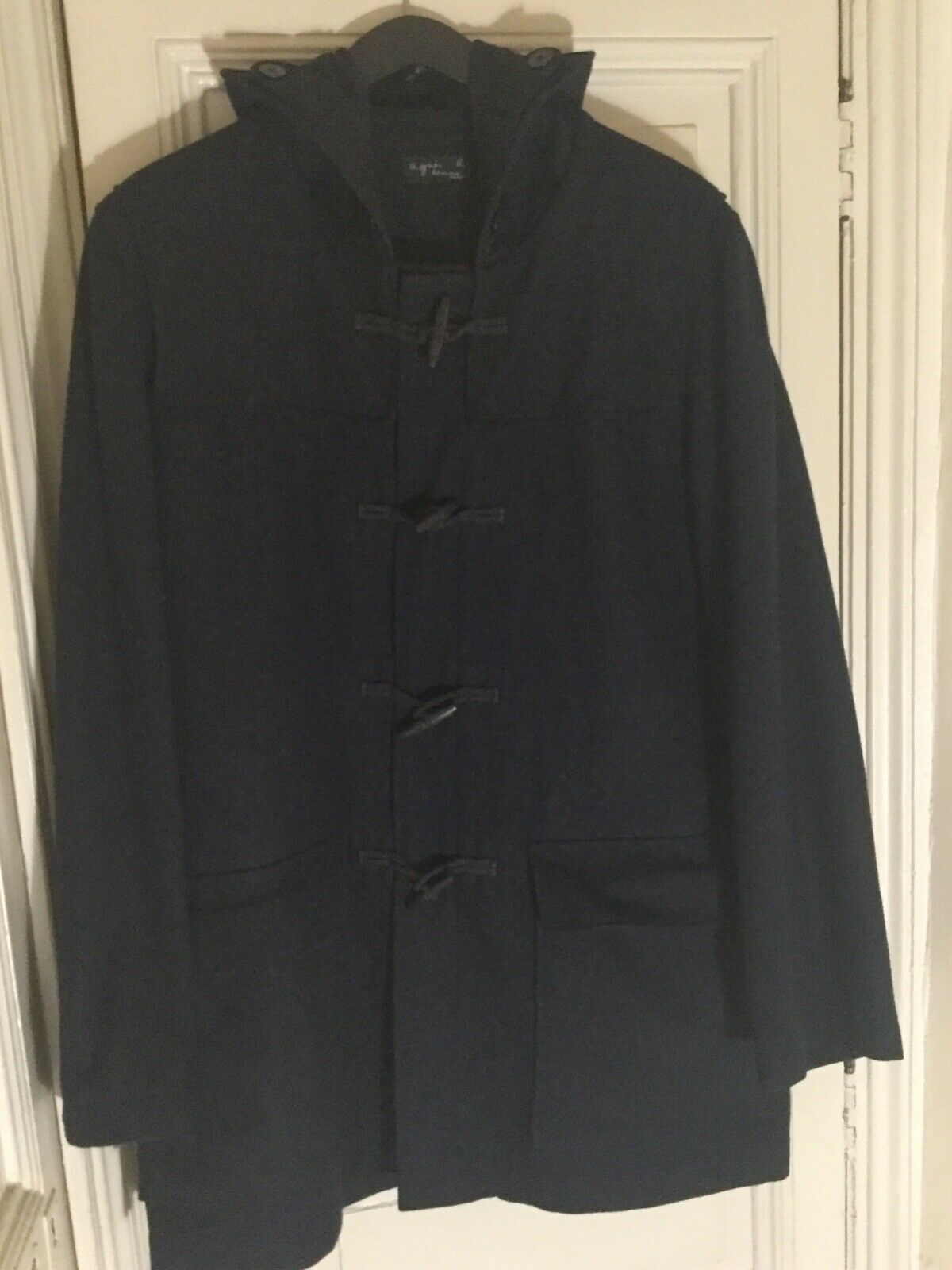 Duffle coat agnes b homme taille 54