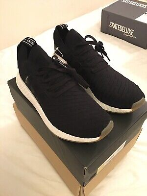 Adidas NMD R2 Primeknit Core Black 'Japan' - UK Size 11 - BNIB