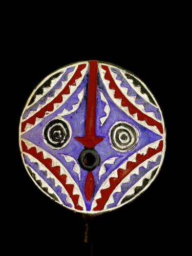African Goli Mask Akan (2751 - D)