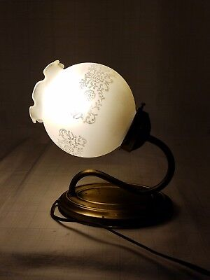 Vintage Electric Wall Sconce Wall Lamp - working condition