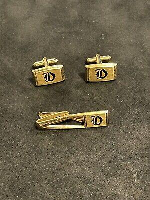 Roy DeMeo Owned Cufflinks & Tie Clip Used Mafia Gambino Family John Gotti