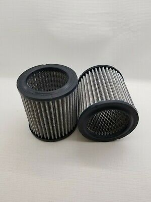 2 Pack - Solberg 19 Quincy Qt-5 Qt-7.5 Polyester Air Filter Elements