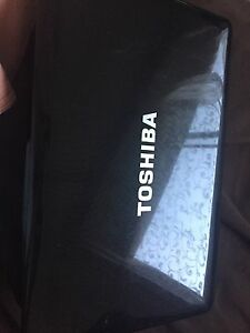 Laptop Toshiba used not working Bexley North Rockdale Area Preview