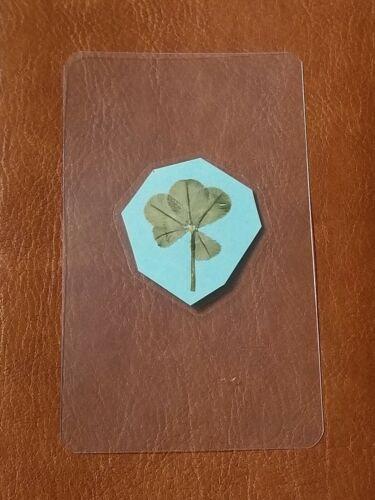 Five Leaf Clover-Real - $2.00