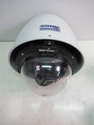 Cohu Costar Hd25-1000 High End Security Surveillance Camera Dome Ptz